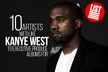 10 Artists We'd Like Kanye West To Executive Produce Albums For