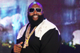 "Rick Ross Hits The Studio With Bobby Womack For ""Maybach Music 5"""