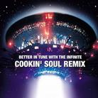 Jay Electronica - Better In Tune With The Infinite (Cookin Soul Remix) Feat. LaTonya Givens