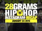 28 Grams: Hip-Hop Instagram Recap (Jan. 24)