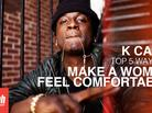 """K Camp's Top 5 Ways To Make A Woman Feel """"Comfortable"""""""