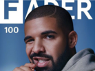 Drake Covers FADER's 100th Issue