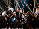 "Justin Timberlake Performs ""Can't Stop The Feeling"" Live At Eurovision 2016"