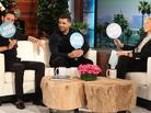 "Drake Talks SNL, Being Friends With Rihanna, & Plays ""Never Have I Ever"" With Jared Leto On Ellen"