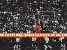 The 6 Best NBA Finals Game 6s Of All Time