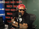 """YG Spits """"5 Fingers Of Death"""" Freestyle On Sway In The Morning"""