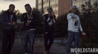"Hustle Gang Feat. T.I., Troy Ave, Spodee & Yung Booke ""Money On My Mind"" Video"