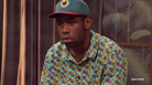 "Tyler, The Creator Cries After Meeting His ""Father"" On The Eric Andre Show"