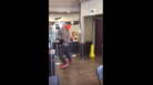 Toronto Man Goes Crazy Inside Of A Tim Horton's