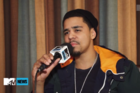 """J. Cole Talks Friendly Competition With Kendrick Lamar; Says Joint Project """"Coming"""""""
