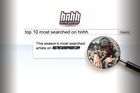 The Top Ten Most Searched Artists On HNHH: January to March