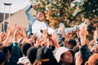 "Kendrick Lamar Shoots ""Alright"" Video In The Bay"