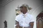 Young Thug Speaks On Relationship With Lil Wayne, Wearing Women's Clothes