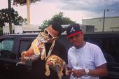 "BTS Photos: Video Shoot For French Montana's ""Gifted"" With The Weeknd & Baby Tigers"