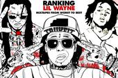 Ranking Lil Wayne's 13 Mixtapes From Worst To Best