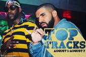 Top Tracks: August 1 - August 7