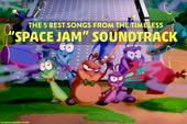 """The 5 Best Songs From The Timeless """"Space Jam"""" Soundtrack"""