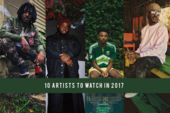 10 Artists To Watch In 2017