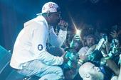 Cam'ron Shows Off His Skills At Hennypalooza Festival In New York