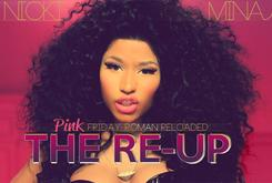 "Cover Art Revealed For Nicki Minaj's ""Pink Friday Roman Reloaded: The Re-Up"""