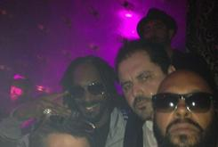 Snoop Dogg And Suge Knight Reunite At L.A. Club