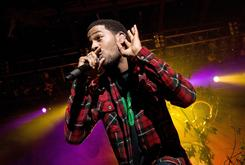 "Album Snippets For Kid Cudi's ""INDICUD"""