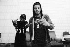 J. Cole Reflects On The First Time He Met Kendrick Lamar