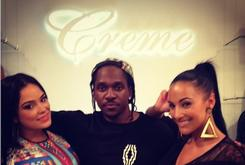 Pusha T Opens Up Creme Boutique Clothing Store