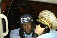 "BTS Photos: Video Shoot For Wale, Nicki Minaj, & Juicy J's ""Clappers"""