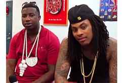 "Waka Flocka Says Gucci Mane ""Lost His Noodles,"" Discusses His Relationship With Gucci"