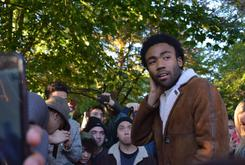 "Childish Gambino Reveals ""Because The Internet"" Script"