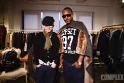 Cam'ron's Cape Line With Mark McNairy Hits NY Fashion Week