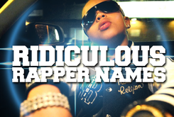 Ridiculous Rap Names