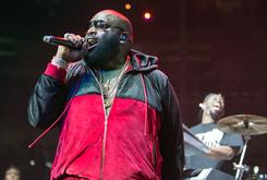 """Rick Ross Discusses Enlisting Mr. Brainwash For """"Mastermind"""" Artwork, Beef With Jeezy"""