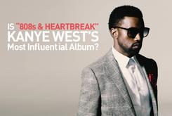 "Is ""808s & Heartbreak"" Kanye West's Most Influential Album?"
