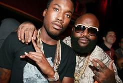 Rick Ross Confirms Meek Mill Album Delay