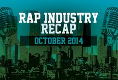Rap Industry Recap: October