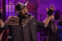 "D'Angelo Takes ""Really Love"" & ""The Charade"" To Saturday Night Live"