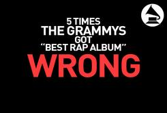 5 Times The Grammys Got 'Best Rap Album' Wrong