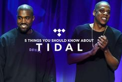 5 Things You Should Know About TIDAL