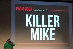 Killer Mike To Speak On Race Relations At MIT's Hip Hop Speaker Series