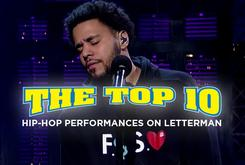 The Top 10 Hip-Hop Performances On David Letterman
