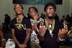 "Migos Unveil The Cover Art For ""YRN: Tha Album"""