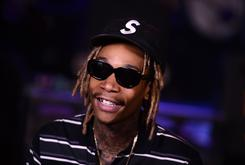 "Wiz Khalifa Gets Off Easy For Last Year's ""Jail Selfie"" Weed Arrest"