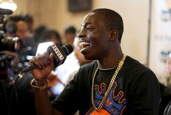 "Bobby Shmurda Arrested For Receiving ""Sharpened Metal Instrument"""