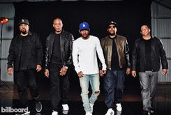 Kendrick Lamar Interviews N.W.A For Billboard Magazine