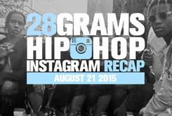 28 Grams: Hip Hop Instagram Recap (August 15-21)