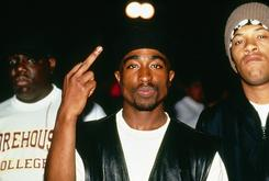 "Tupac Shakur Almost Never Ended Up On ""California Love"""