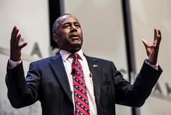 Republican Candidate Ben Carson Returns Praise To Kanye West
