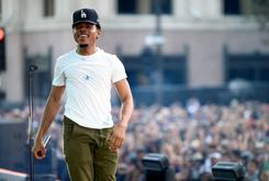 Chance The Rapper Performs New Song, Mentions Third Mixtape